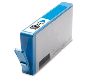 Compatible HP 364XL (CB323EE) Cyan Ink Cartridge
