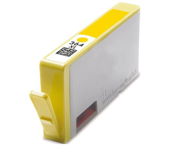 Compatible HP 364XL (CB325EE) Yellow Ink Cartridge