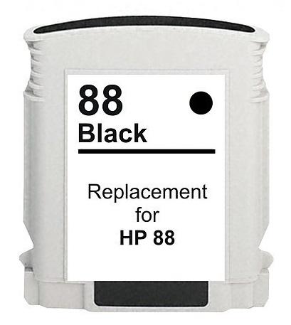 Compatible HP 88XL Black Ink Cartridge