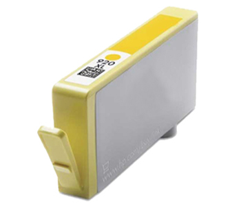 Compatible HP 920XL Yellow High Capacity Ink Cartridge (CD974AE)