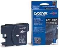 Original Brother LC1100BK Black Inkjet Cartridge