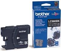 Original Brother LC980BK Black Inkjet Cartridge