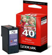 Lexmark Original 40 (18Y0340E) Photo Cartridge