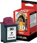 Lexmark Original 90 (12A1990) Photo Cartridge