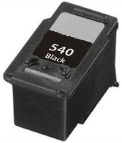 Canon PG-540 High Capacity Black Remanufactured Ink Cartridge