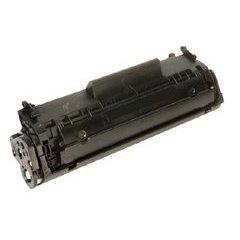Compatible HP Q2612A Black Laser Toner Cartridge