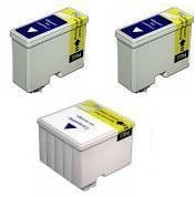 Compatible Epson T050 Black and T053 Colour Compatible Epson Ink Cartridge + EXTRA BLACK
