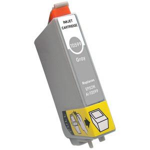 Compatible Epson T0599 Light Light Black Ink Cartridge