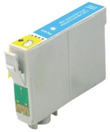 Compatible Epson T0805 Photo Cyan Ink Cartridge