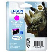 Original Epson T1003 Magenta Ink Cartridge