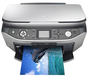 Epson Stylus Photo RX640