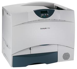 Lexmark C750