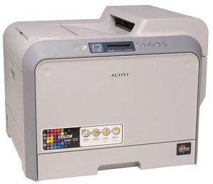Samsung CLP500