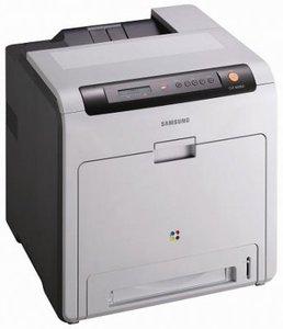 Samsung CLP650N