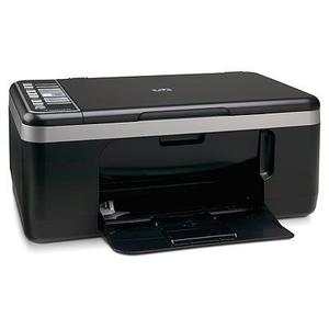 HP DeskJet F4100 Series