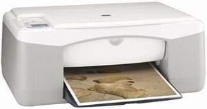 HP DeskJet F310