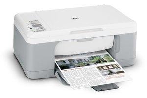 HP Deskjet F2290
