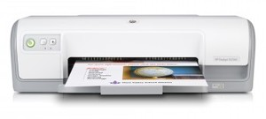 HP Deskjet D2500
