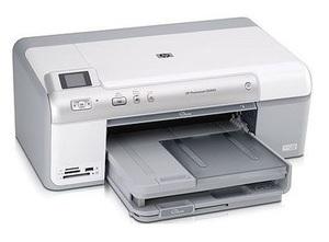 HP PhotoSmart D5463