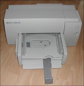 HP DeskJet 600C