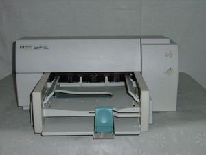 HP DeskJet 670TV
