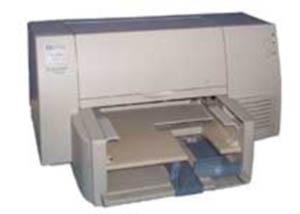 HP DeskJet 820 CSE