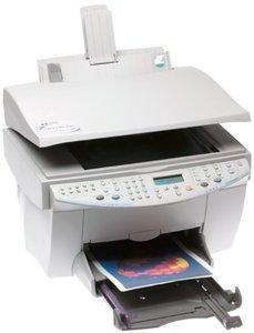 HP OfficeJet G 85XI