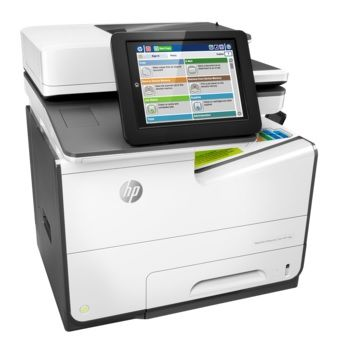 HP PageWide Enterprise Colour MFP 586dn