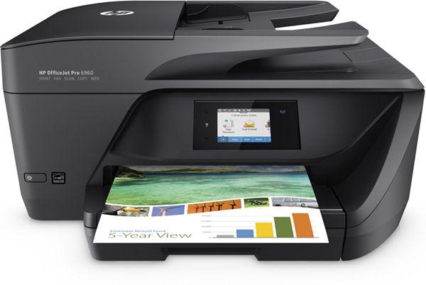 HP Officejet Pro 6960 All-in-One