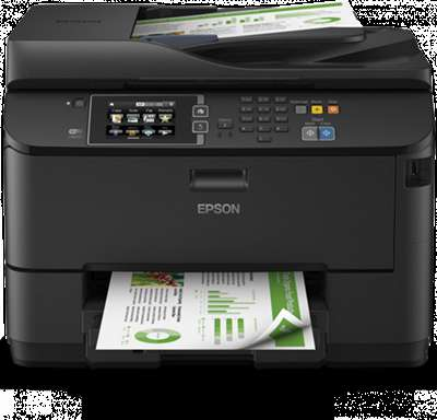 Epson WorkForce Pro WF-4740DWF