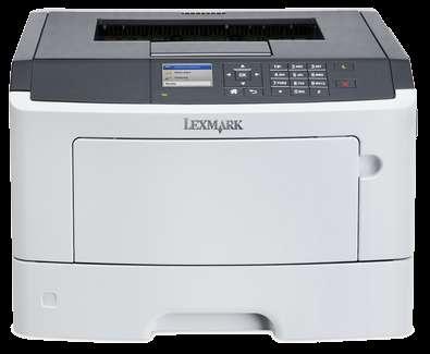 Lexmark MS417dn
