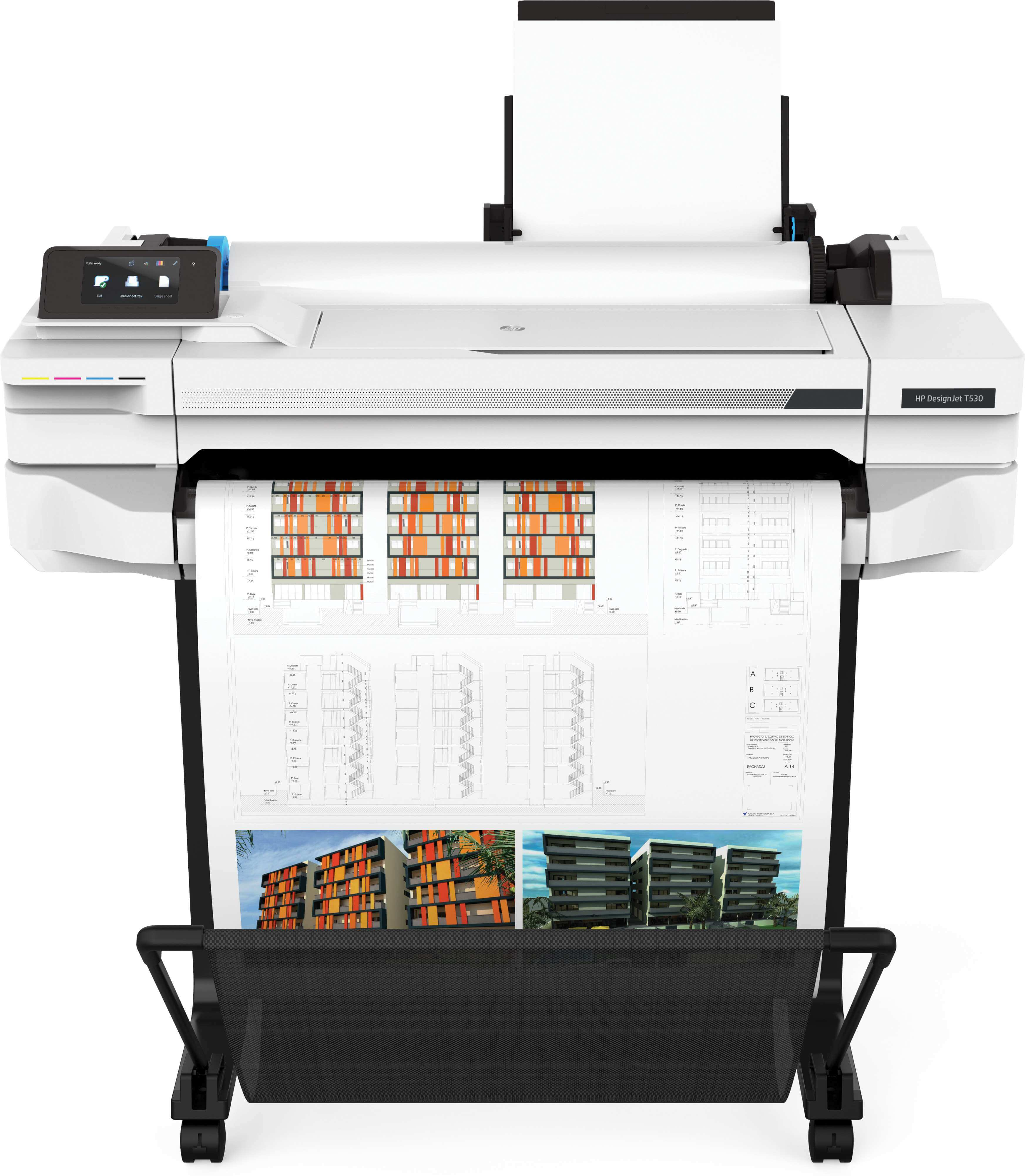 HP Designjet T530 24-in