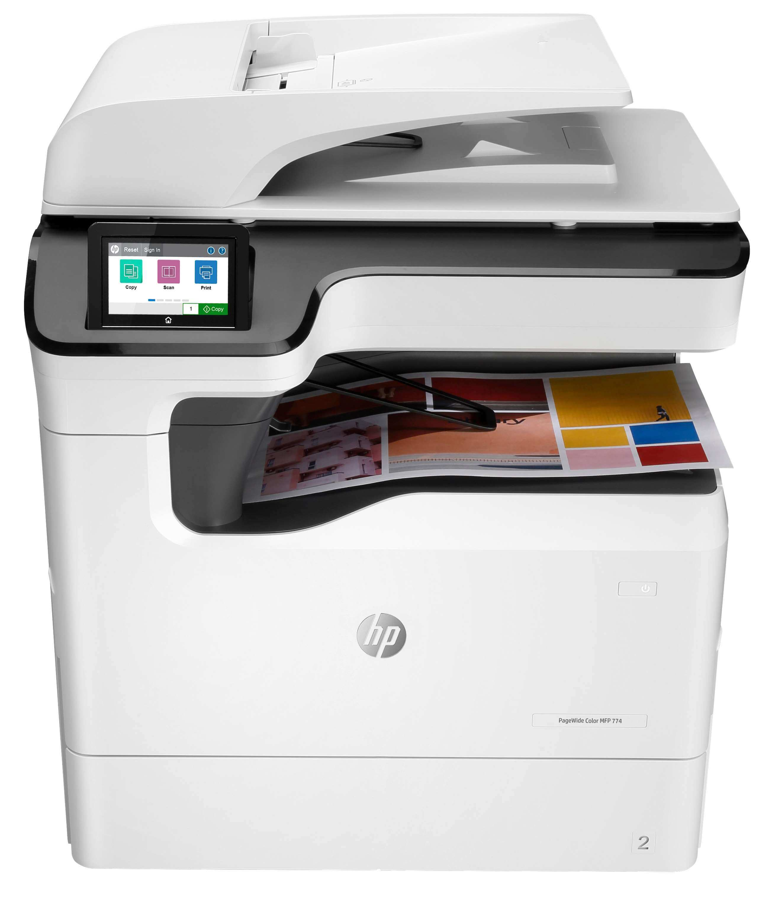 HP PageWide Colour 774dn