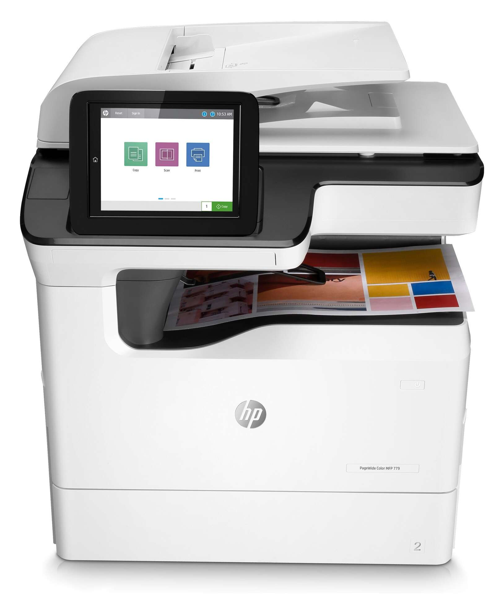 HP PageWide Colour 779dn