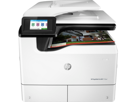HP PageWide Pro MFP 772hn