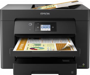 Epson WorkForce WF-7830 DTWF