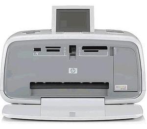 HP PhotoSmart A610